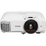 Epson Home Cinema 2150 - 3D Full HD ( ) 1080p 3LCD Projector with Speaker - 2500 lumens - Wi-Fi - White