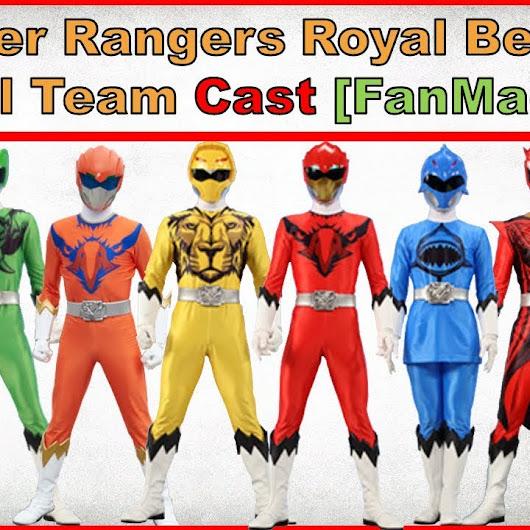 Power Rangers 2020 – Jerusalem House