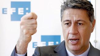 El coordinador general del PP català i senador, Xavier García Albiol (EFE)