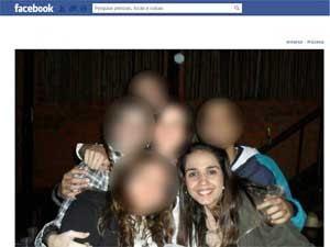 Estudante de medicina da PUC-Campinas Paula Sibov em foto publicada em rede social (Foto: Reprodução/Facebook)