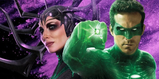 How 'Thor: Ragnarok' Had Secret Green Lantern Crossover According To Director