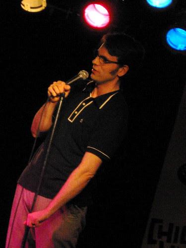 Dan Telfer @ Chicago Underground Comedy March 31, 2009