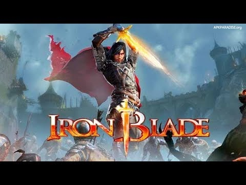 Iron Blade / Harika Mekanikleriyle Bir Mobil RPG