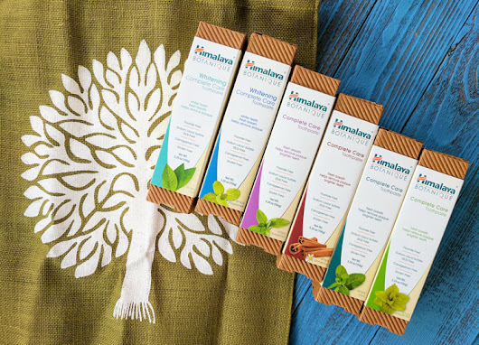Himalaya Botanique Toothpaste Review - With Our Best - Denver Lifestyle Blog