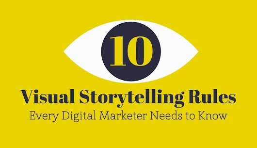 10 Visual Storytelling Rules Every Digital Marketer Needs to Know | 3D animation transmedia