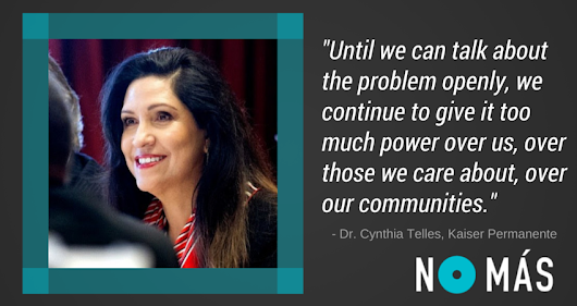 Kaiser Permanente's Dr. Cynthia Telles On Domestic Violence