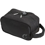 Cookies Smell Proof Head Stash Toiletry Black Bag 1538A3527-BLK