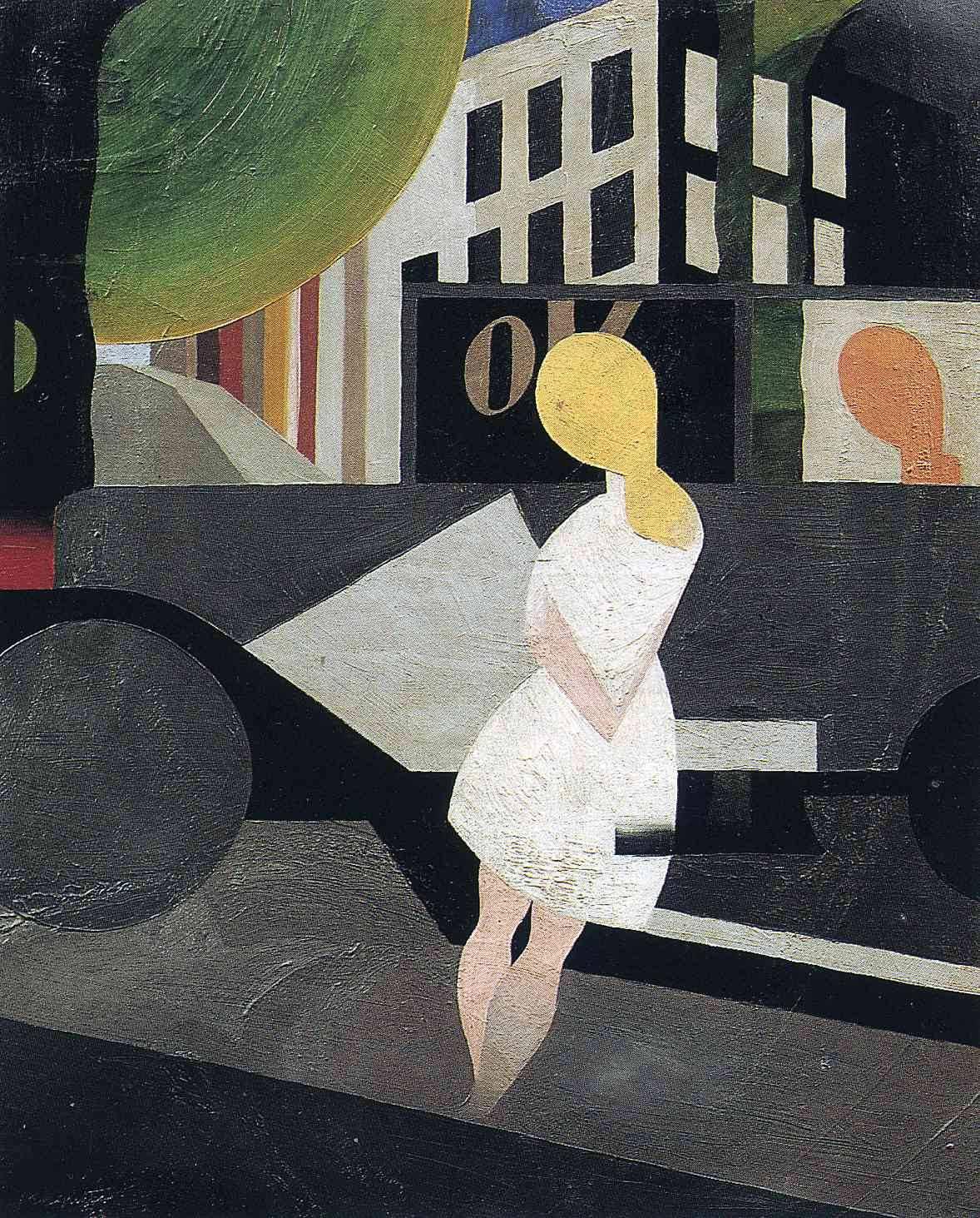Modern, 1923Rene Magritte