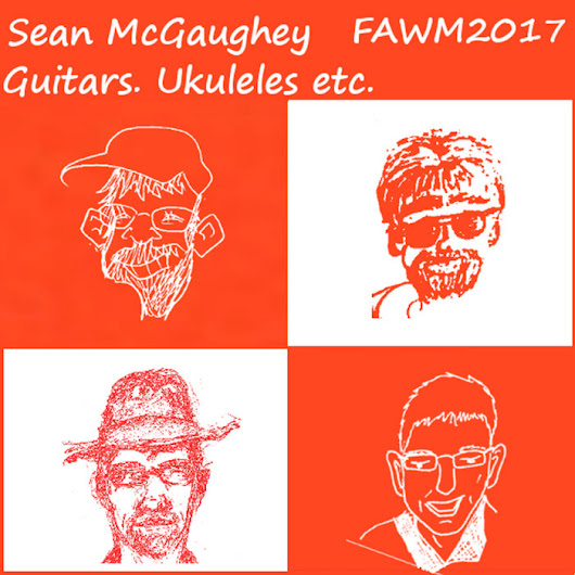 Guitars, Ukuleles, etc..., by Sean McGaughey