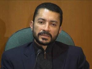 O lobista Fernando Baiano/GNews (Foto: Reprodução GloboNews)