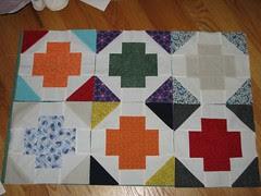 3x6 blocks