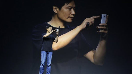 Xiaomi, Chinese Phone Maker Favored by Young, Valued at $45 Billion