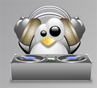 Tux dj music
