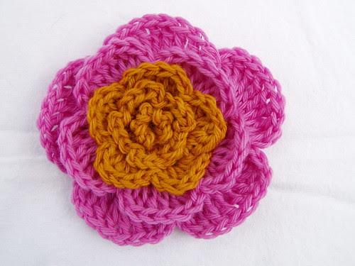 5-petal flower