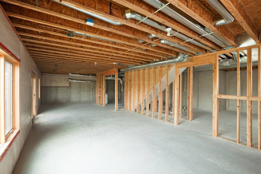 How Flooring Contributes To Basement Flooding | Basement Waterproofing In Michigan