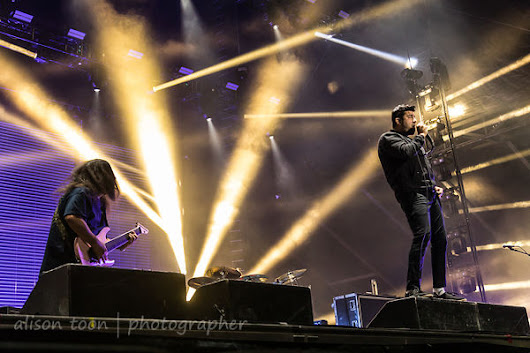 Aftershock: Deftones, very much at home in Sacramento