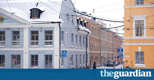 Lessons from Finland: helping homeless people starts with giving them homes | Housing Network | The Guardian