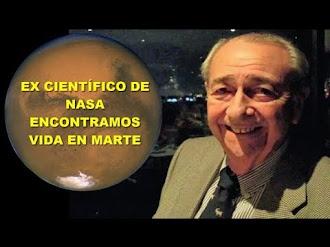 EX CIENTÍFICO DE NASA: ENCONTRAMOS VIDA EN MARTE EN LA DÉCADA DE 1970