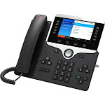 Cisco 8861 Wi-Fi VoIP Phone - Charcoal