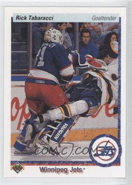 1990-91 Upper Deck #520 - Rick Tabaracci RC (Rookie Card) - Courtesy of CheckOutMyCards.com