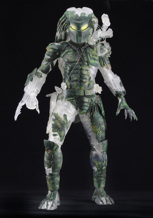 Just in! Predator - 30th Anniversary - 1/4 Scale Action Figure - Jungle Demon - NECA