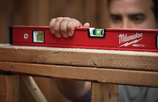 Milwaukee Redstick Levels Promise Industry-Leading Durability