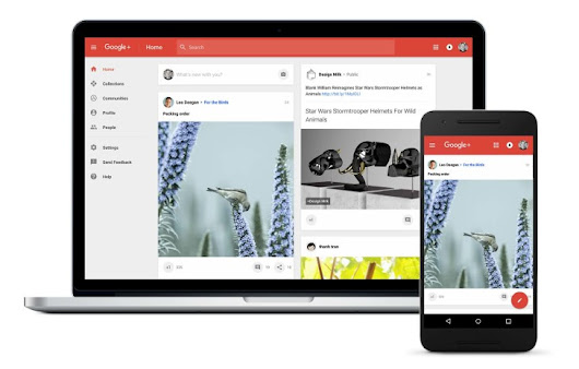 Google+ communities will now sort posts algorithmically instead of chronologically