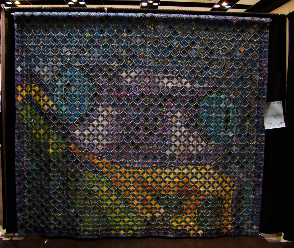 DSC02687 Quilt 1015 Ribbitt by Leigh Cabell