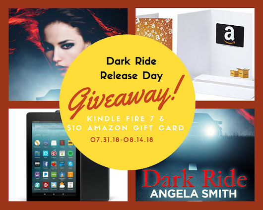 Release Day Giveaway! - Angela Smith