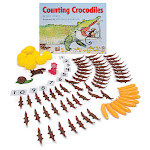 Primary Concepts PC-1532 Counting Crocodiles 3D Storybook