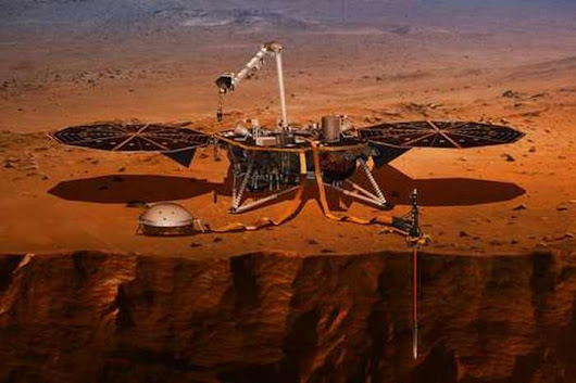 Mars to get first US visitor in years