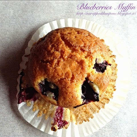Blueberries Muffin