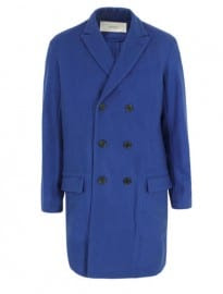 Julien David Co. Ltd. Cmf 123 Blue Coat - Uk Exclusive