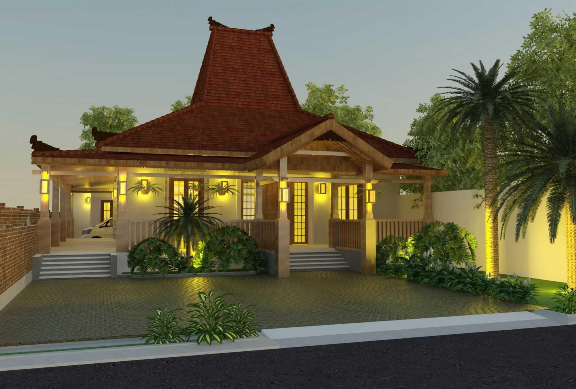 8 Desain Rumah Etnik Jawa Modern | RUMAH IMPIAN