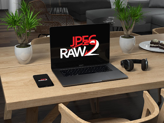 JPEG2RAW Logo ~ 360photoplus