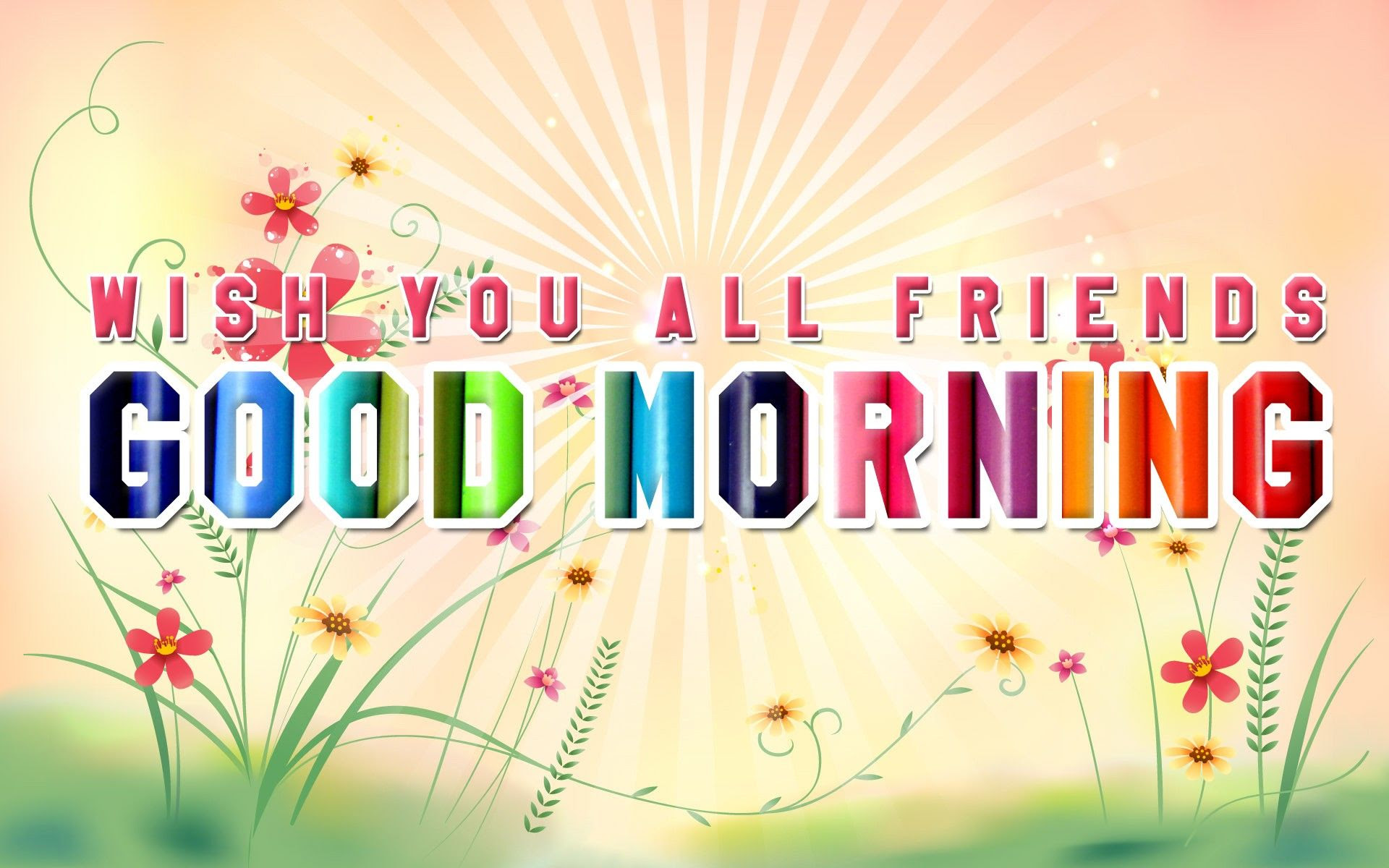 Wish You All Friends Good Morning Pictures Photos And Images For