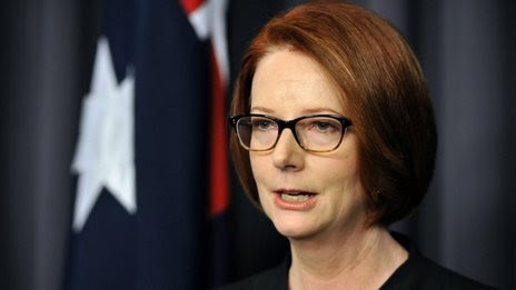 Gillard: Why was she ousted?