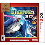 Star Fox 64 3D [3DS Game] - English, French, Spanish