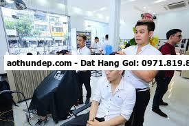 đồng phục tiệm tóc