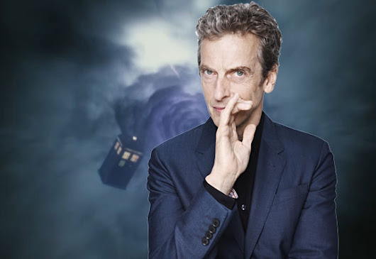 And the 12th Doctor is... Peter Capaldi!