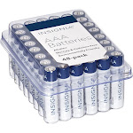 Insignia Alkaline Battery, AAA - 48 count