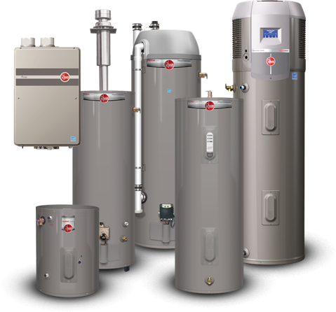 Water Heaters: Technology and Options