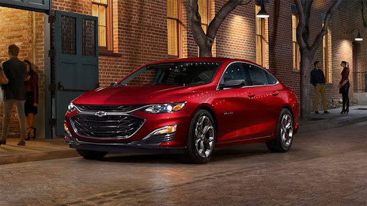 2019 Chevy Malibu RS priced at $24,995 - Autoblog