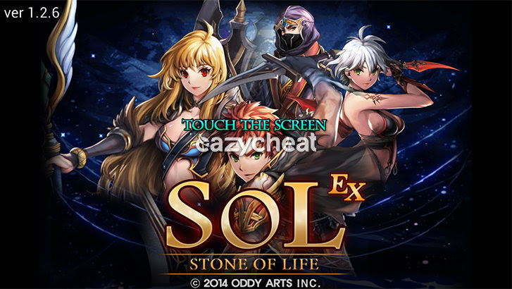 S.O.L : Stone of Life EX v1.2.6 Cheats