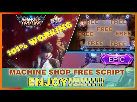 101% FREE MACHINE SHOP SCRIPT WITH TUTORIAL (TAGALOG) | NEW UPDATE MAGICCHESS STRATEGY | MRL GAMING