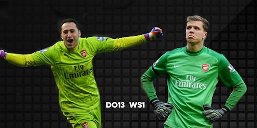 Video: Szczesny vs Ospina – Who's better? (2014/15)