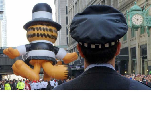 The Best Thanksgiving Parades in America
