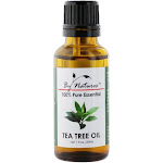 By Natures 100% Essential Oil Tea Tree 69171 691715 1oz
