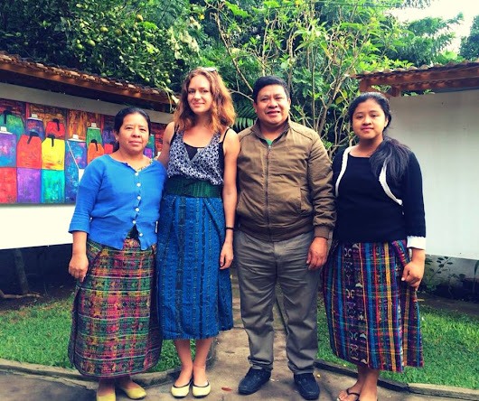 What is a homestay in Guatemala like? Connect with local host families