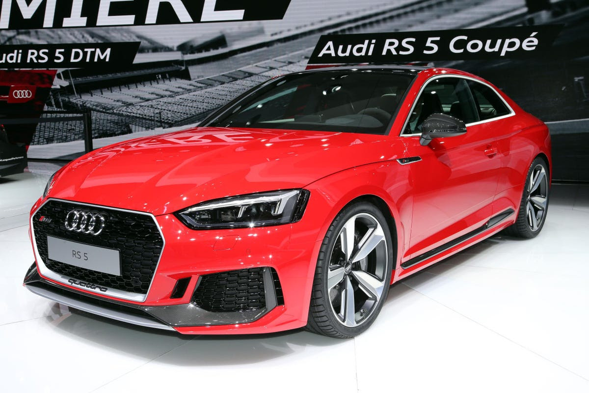 ... The RS5 Coupe.